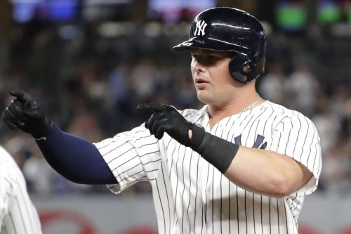 Luke Voit keeps raking and Greg Bird could be the odd man out