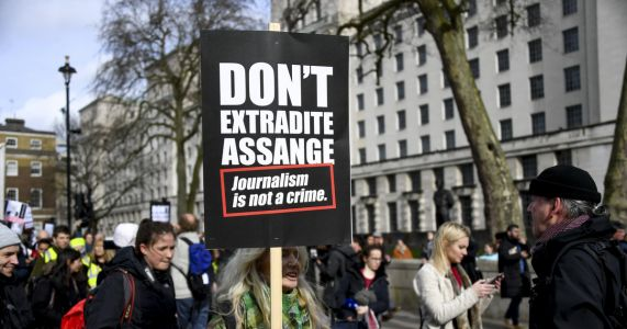 Extradition hearing to begin for WikiLeaks founder Assange