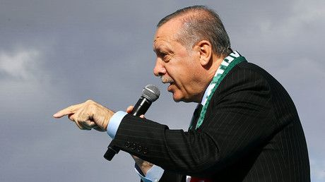 Dirty scenario realized to split Islamic world - Erdogan lashes out at West