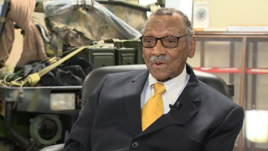 Retired Sgt. Major recounts serving US proudly during segregation