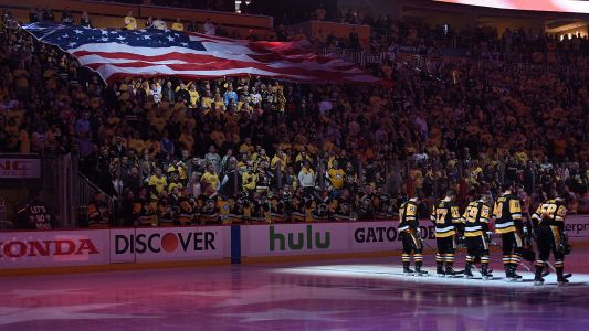 Does the NHL have a national anthem policy? Not specifically