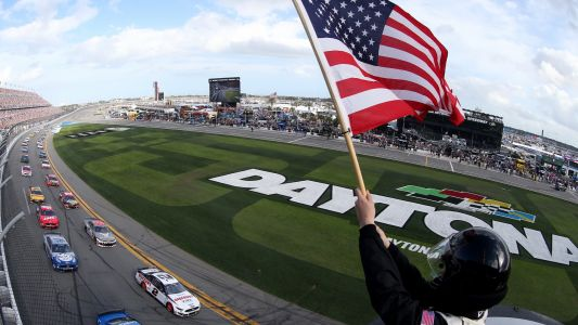 What time does the Daytona 500 start today? TV channel, green flag time for rain-delayed 2020 NASCAR opener
