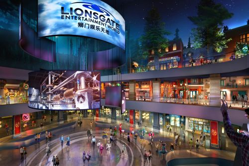 Theme park to bring 'Hunger Games,' 'Twilight' to life this summer