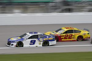 Cup chase at Texas more about a win than points now