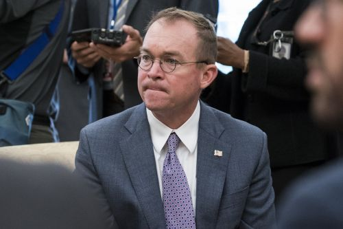Mulvaney requests no money to run consumer watchdog