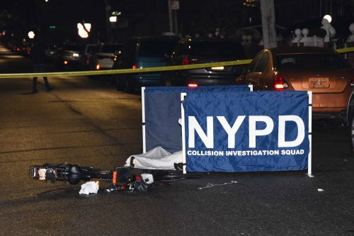 Bicyclist killed by hit-and-run truck driver in Brooklyn