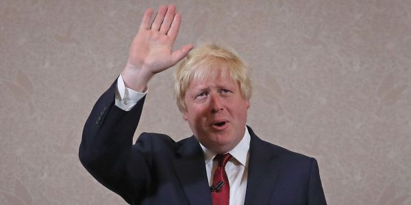 The far-right BNP backs Boris Johnson as Britain's new Trump