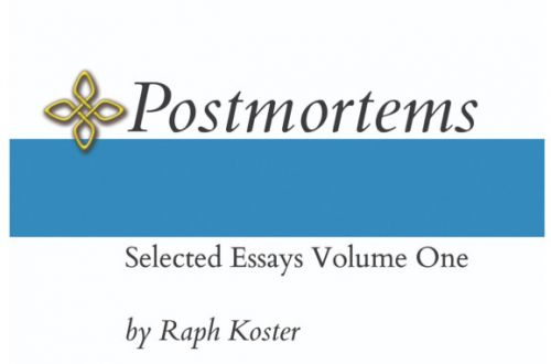 Raph Koster's Postmortems helps online game devs avoid past mistakes