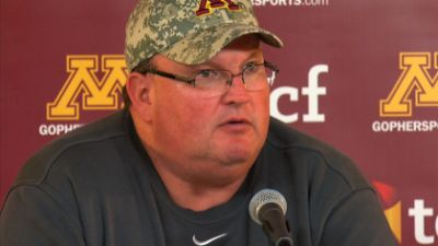 Fmr. Gophers Coach Claeys Defends Leadership After Report