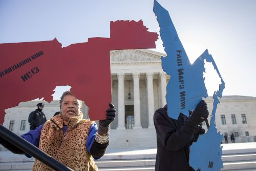 Federal judges toss Michigan congressional map