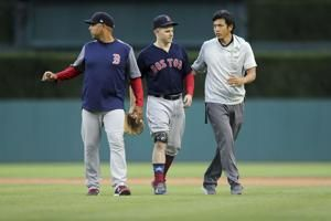 Price, Red Sox win again by blanking Tigers 1-0