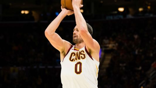 NBA Draft 2018: Cavaliers not shopping Kevin Love, report says