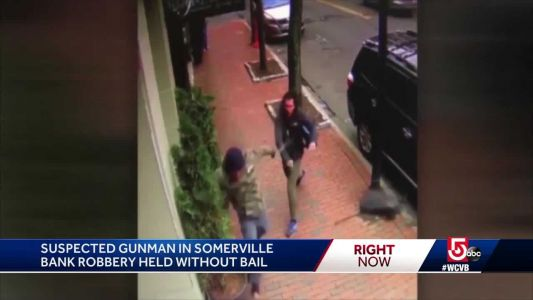 Good Samaritan's actions lead police to violent bank robbery suspect