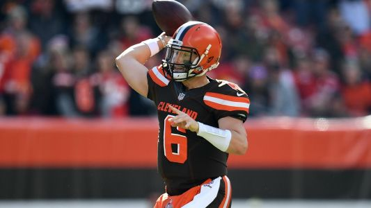 "Gregg Williams tells Baker Mayfield ""don't be afraid of making mistakes"""