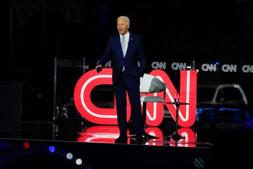 Biden admits at CNN town hall that he's benefited from white privilege