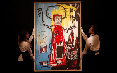 Art sales aren't booming despite record sell-off