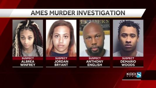 Suspects arranged date with Ames man before robbing, killing him, police say