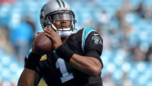 Cam Newton injury update: No timetable for when Panthers QB will start throwing, coach Ron Rivera says