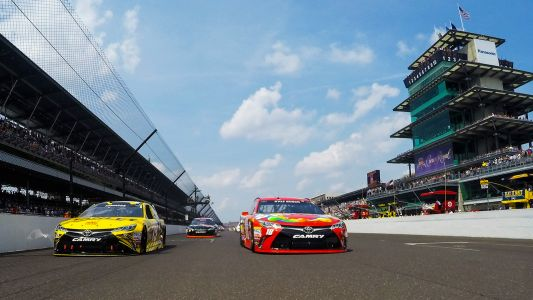NBC TV ratings for NASCAR's Brickyard race not great after deeper look