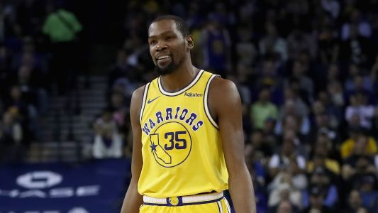 Kevin Durant blocks Kings rookie Marvin Bagley III five times in one half