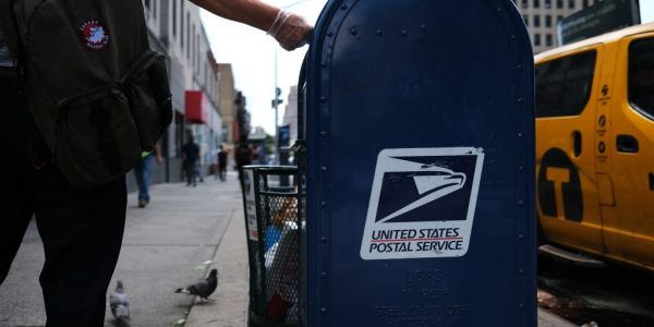 USPS warned 46 states that it can't guarantee that all mail-in-ballots would arrive on time to be counted