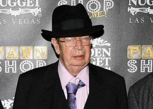 Report: Richard 'Old Man' Harrison from 'Pawn Stars' dead at 77