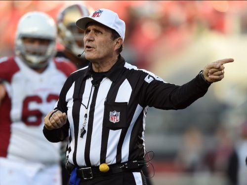 Change.org petition to ban referee Pete Morelli from working Eagles games reaches 60,000 signatures