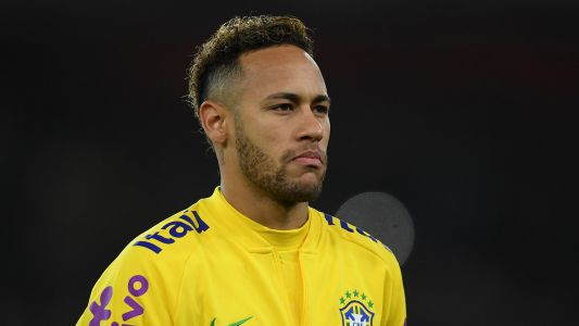 Neymar moves to 10th in all-time Brazil appearance rankings