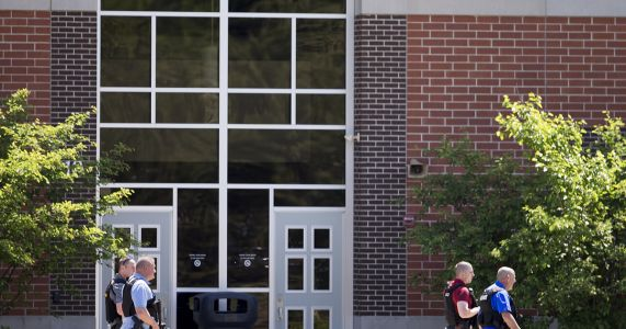 Police: Wounded middle school student in critical condition