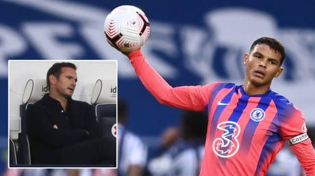 'He was meant to improve the defense': New signing Thiago Silva savaged for disastrous debut howler in Chelsea horror show