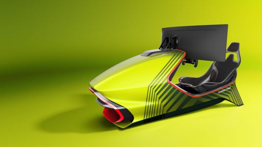 Aston Martin built a $74,000 race car for your living room - check it out