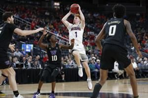 Arizona's Mannion joins Nnaji in declaring for NBA draft