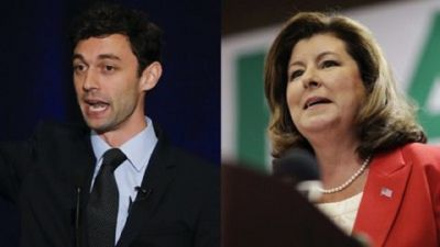 Georgia 6th: Even more reinforcements are headed to Handel, Ossoff