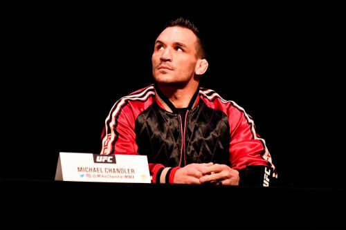 Michael Chandler arrives at UFC 257 looking to crush a snobby myth