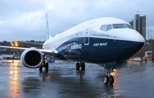 Here comes Boeing