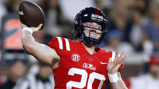 Ole Miss QB Shea Patterson out for season, report says