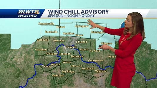 Refreeze overnight as dangerously cold air settles in
