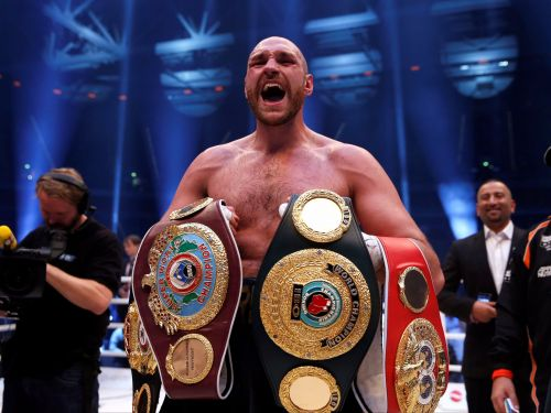 Tyson Fury is free to box again after eating contaminated boar testicles