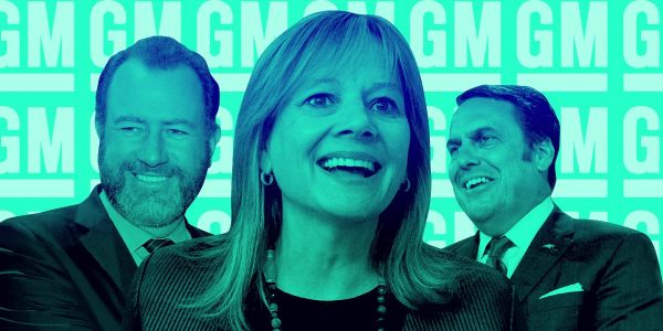 How GM went from bankrupt and on the brink of death to being one of the world's best-run car companies