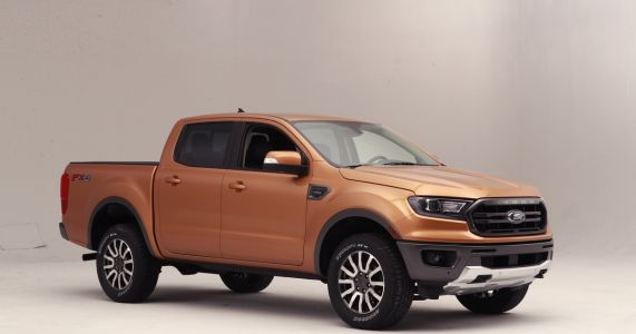 After 8-year hiatus, Ford Ranger returns to US in 2019