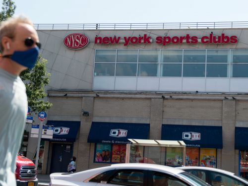 NY Attorney General Letitia James is suing New York Sports Clubs over complaints the chain charged membership fees while closed during the pandemic
