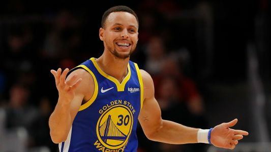 Stephen Curry reacts to Kings' trolling with moon landing video