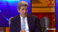 John Kerry Says Donald Trump Should Resign