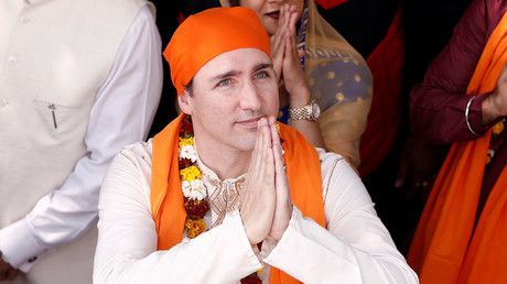 Convicted Sikh extremist invited to Trudeau dinner during India trip