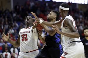 Culver, stifling defense, lift Texas Tech over Buffalo 78-58