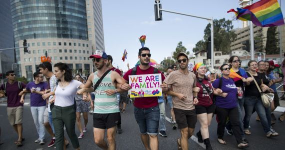 Gays on strike in Israel over exclusion from surrogacy law