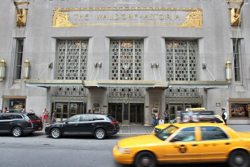 China may be eager to sell Waldorf Astoria after seizing control