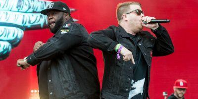 Run the Jewels Announce Europe Tour Dates