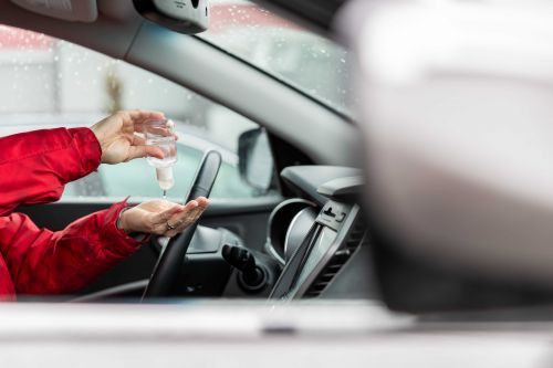Will a hand sanitizer bottle explode in your car? Probably not, but be safe anyway