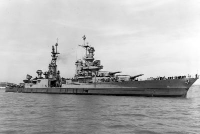 Wreckage of missing WWII ship found in Pacific Ocean